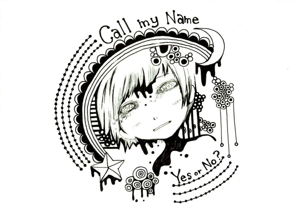 Call my Name イラストレーター atsumi